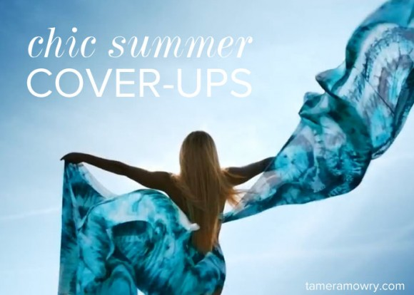 Chic Summer Cover Ups