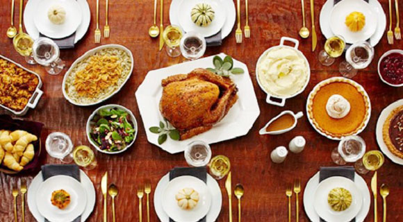 Traditional Thanksgiving Meals With A Healthy Twist Tamera Mowry