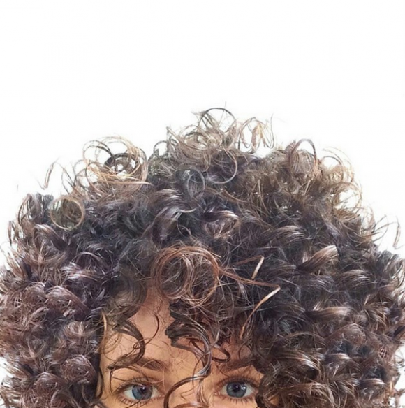 Curly Natural