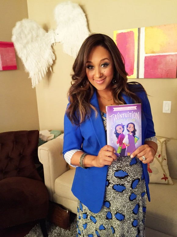 Tamera Mowry Twintuition