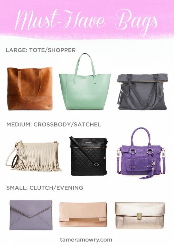Best Bags for Fall & Beyond
