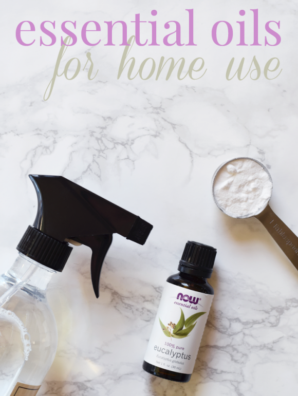 Essential Oils for Home Use Cleaning