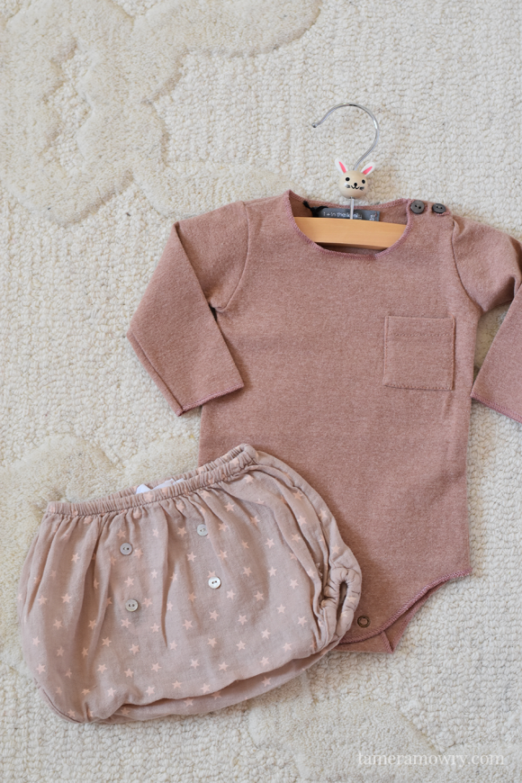 Baby Girl Clothes via Tamera Mowry