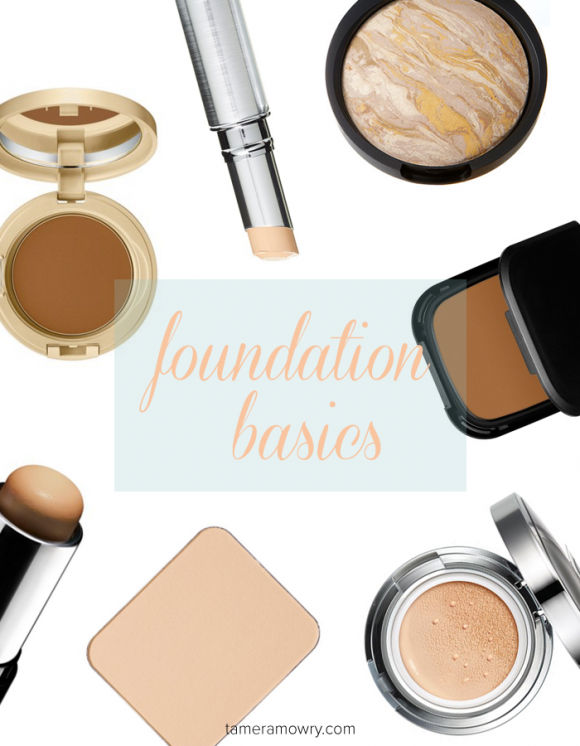 How to Wear Foundation
