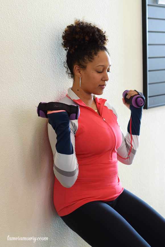 Best Post Pregnancy Workouts | TameraMowry.com