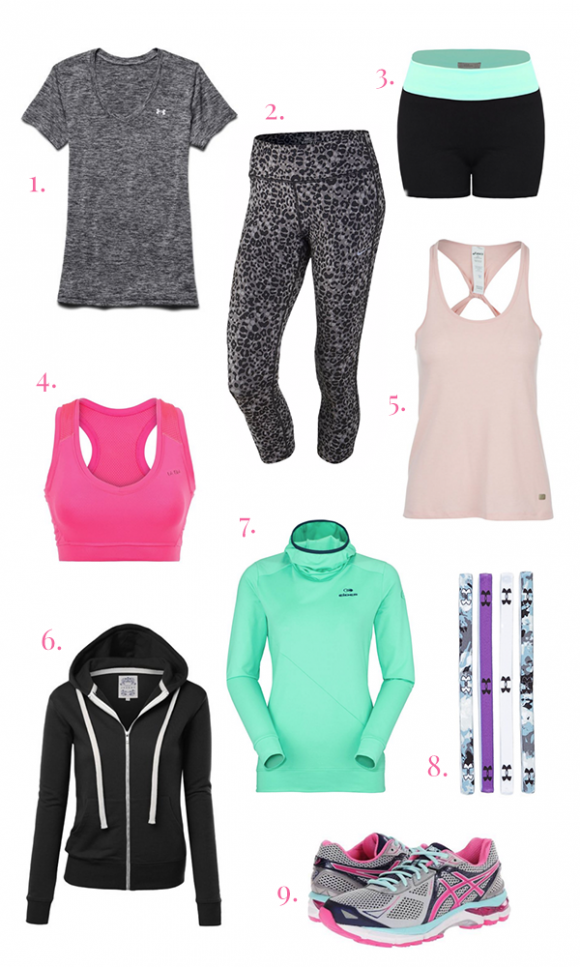 Wear It: Workout Fashion Essentials | Tamera Mowry