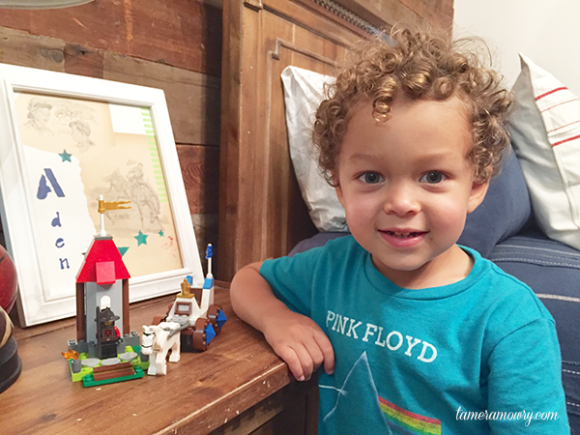 Playtime with Aden | Tamera Mowry