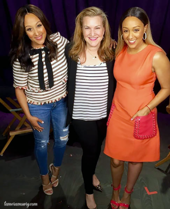 Twintuition Book Tour - Tamera Mowry