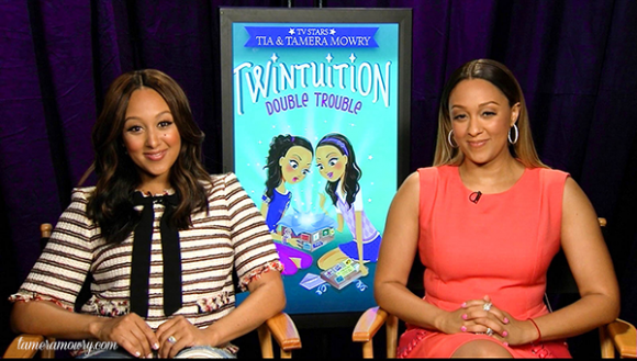Twintuition Book Launch | Tamera Mowry