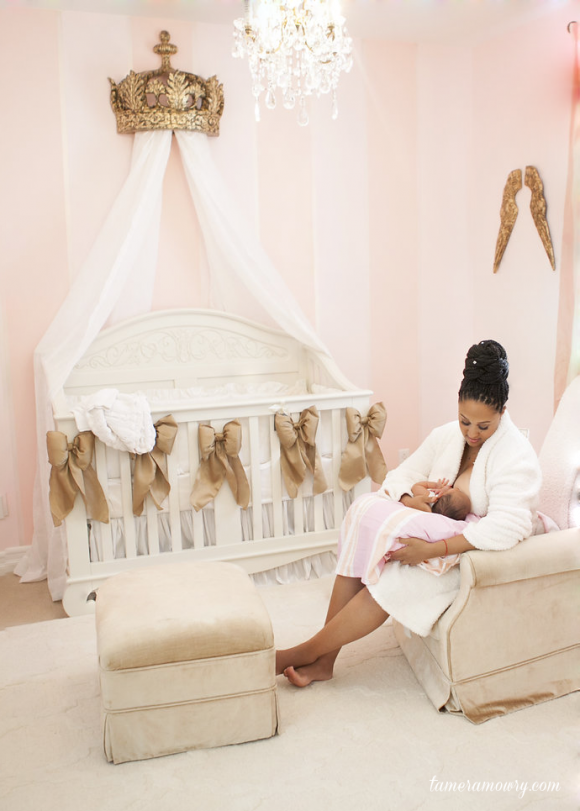 My Breastfeeding Experience - Tamera Mowry