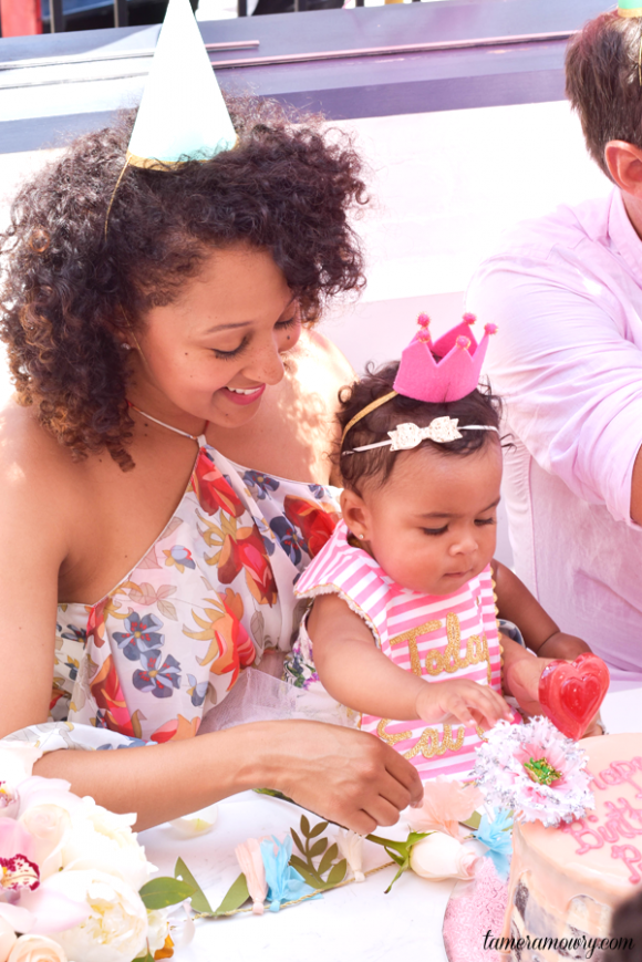 Ariah's First Birthday - Tamera Mowry