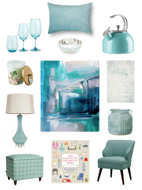 Home Look I Love: Turquoise
