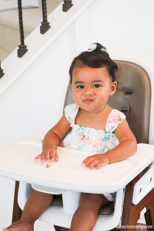 Ariah Eating - Unique Finger Food Ideas - Tamera Mowry