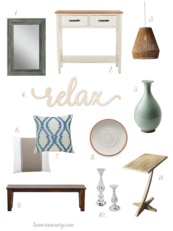 Home Look I Love: Rustic Neutrals