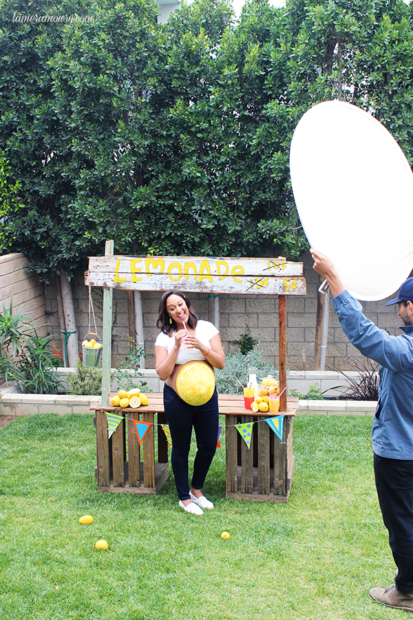 The Belly Art Project - Tamera Mowry