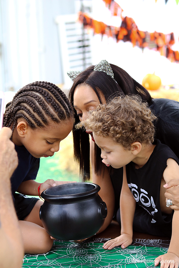Aden's 4th Birthday - Tamera Mowry