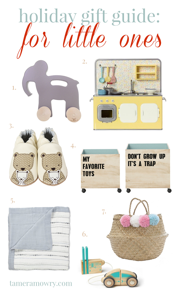 Gift Guide for Little Ones - Tamera Mowry