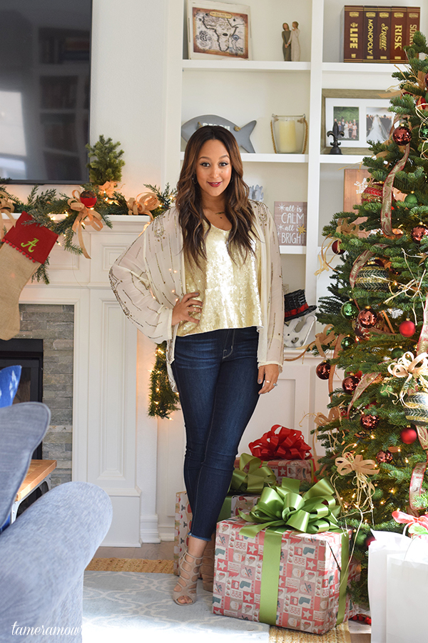Wear It: Holiday Sparkle - Tamera Mowry