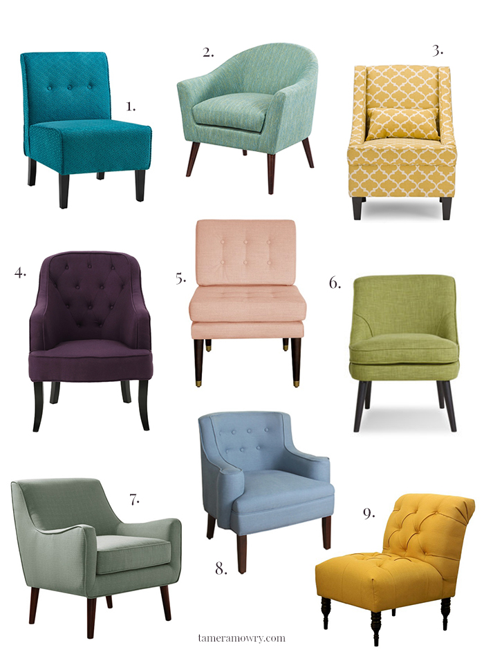 Accent Chairs under $300