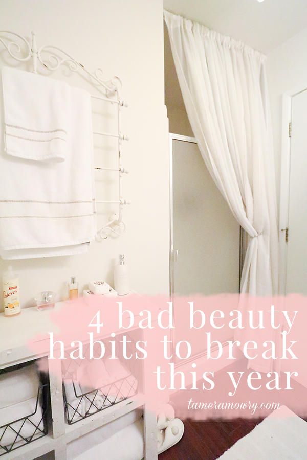 Bad Beauty Habits to Break - Tamera Mowry