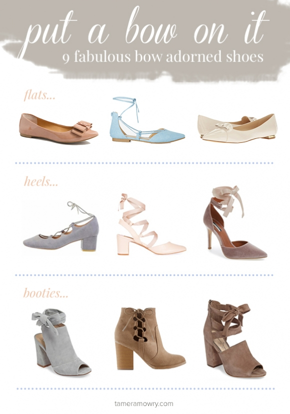 bow-shoes