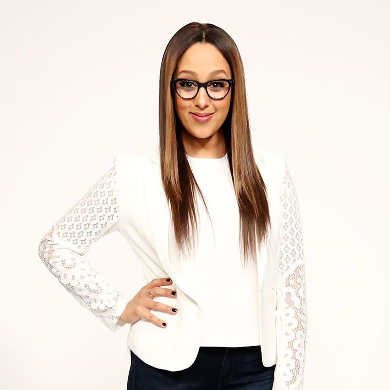 Tamera Mowry Glasses