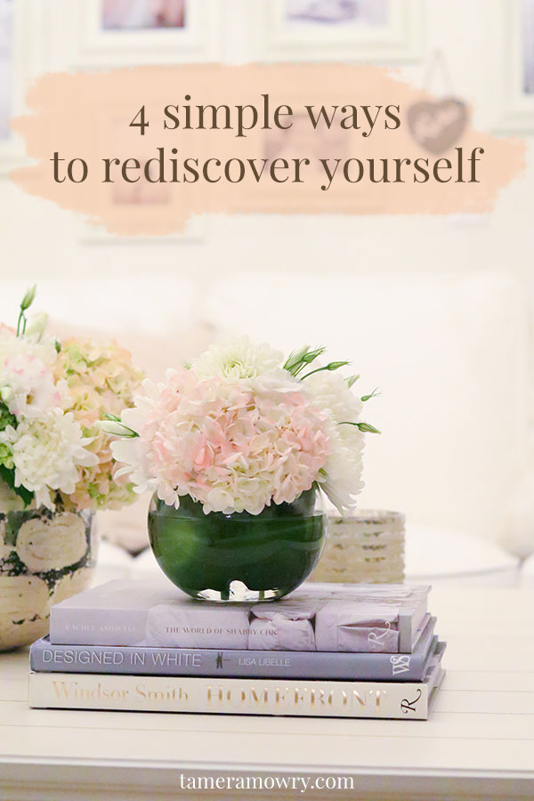 How to Rediscover Yourself - Tamera Mowry