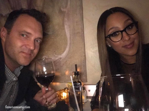 Tamera and Adam date night