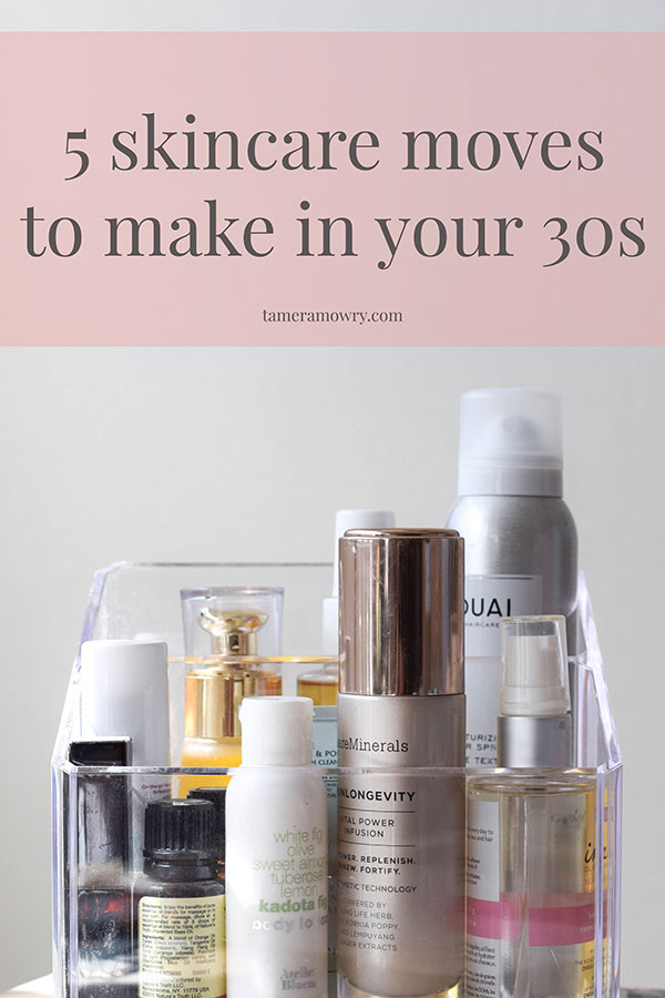5 Skincare Moves To Make In Your 30s - Tamera Mowry