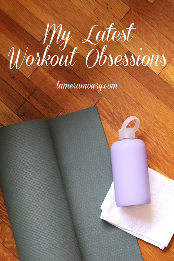 Tamera Mowry Workout Obsessions