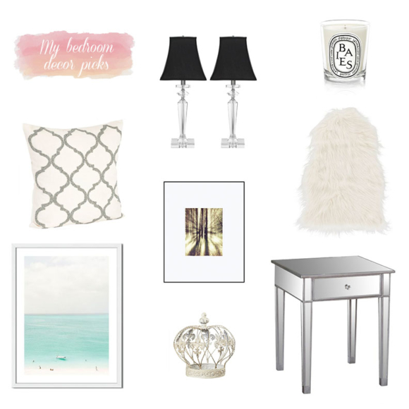Bedroom Decor Picks