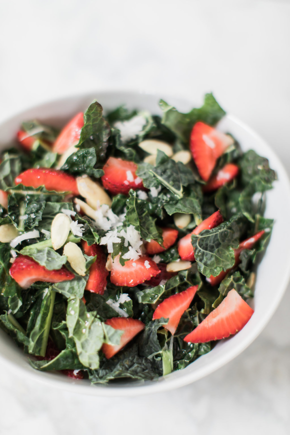 summer kale salad 2