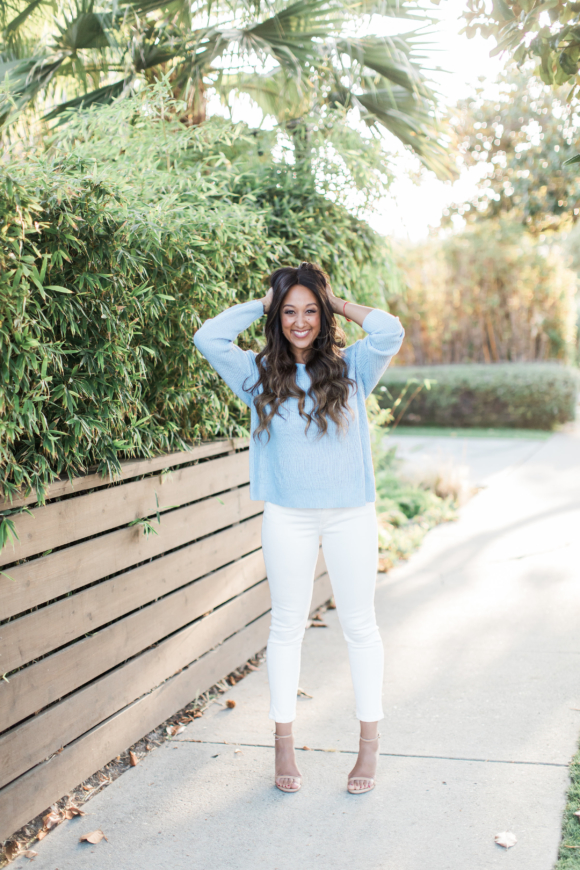Tamera Mowry Sweater 2