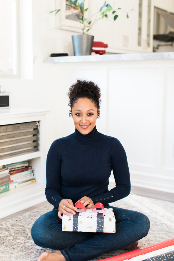 Tamera Mowry Holiday