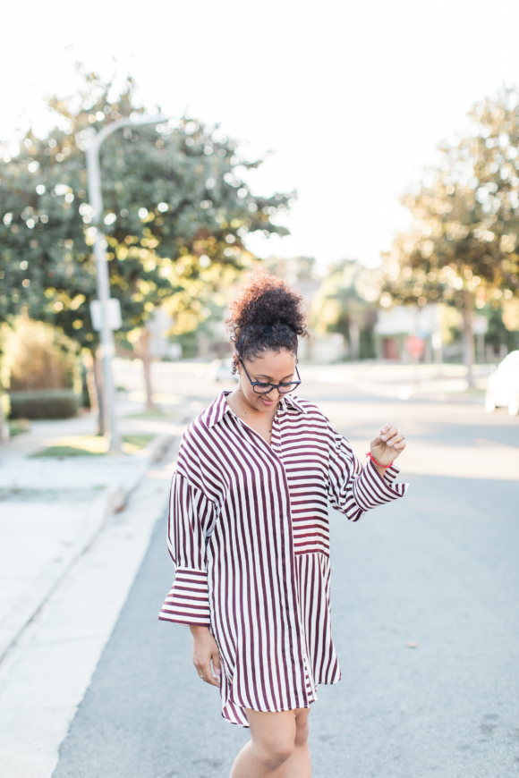 Tamera Mowry dress blog